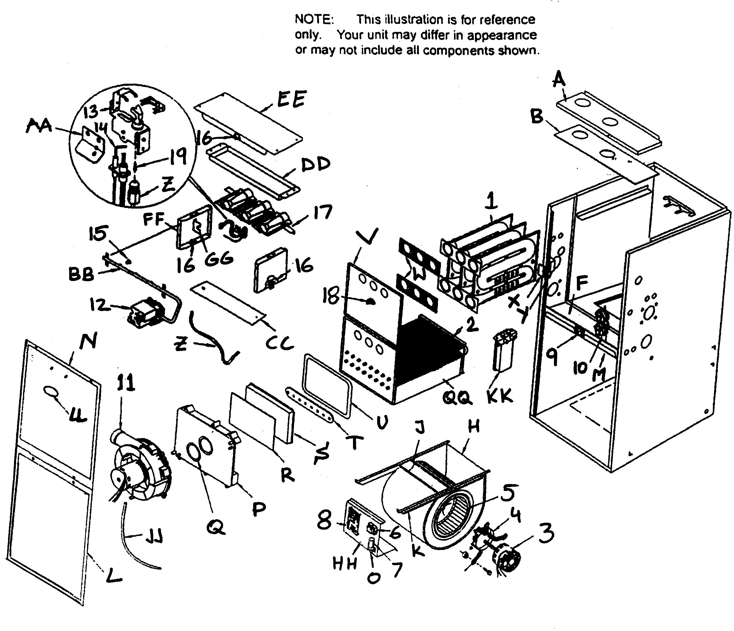 FO_4152] Wiring Model Tempstar Diagram Nrgf60Db04 Schematic WiringPneu Mecad Gho Emba Mohammedshrine Librar Wiring 101
