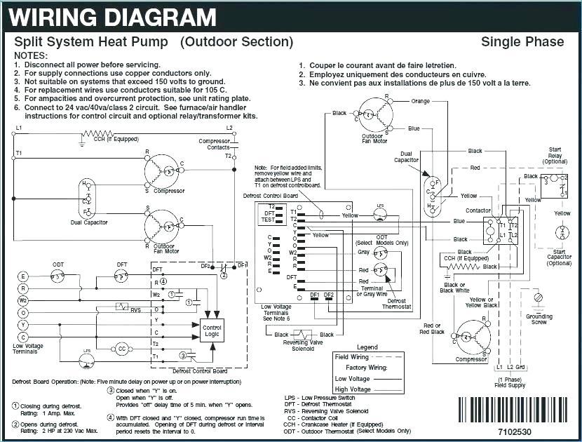 schematic tempstar tempstar for wiring heil nulk075dg05  7