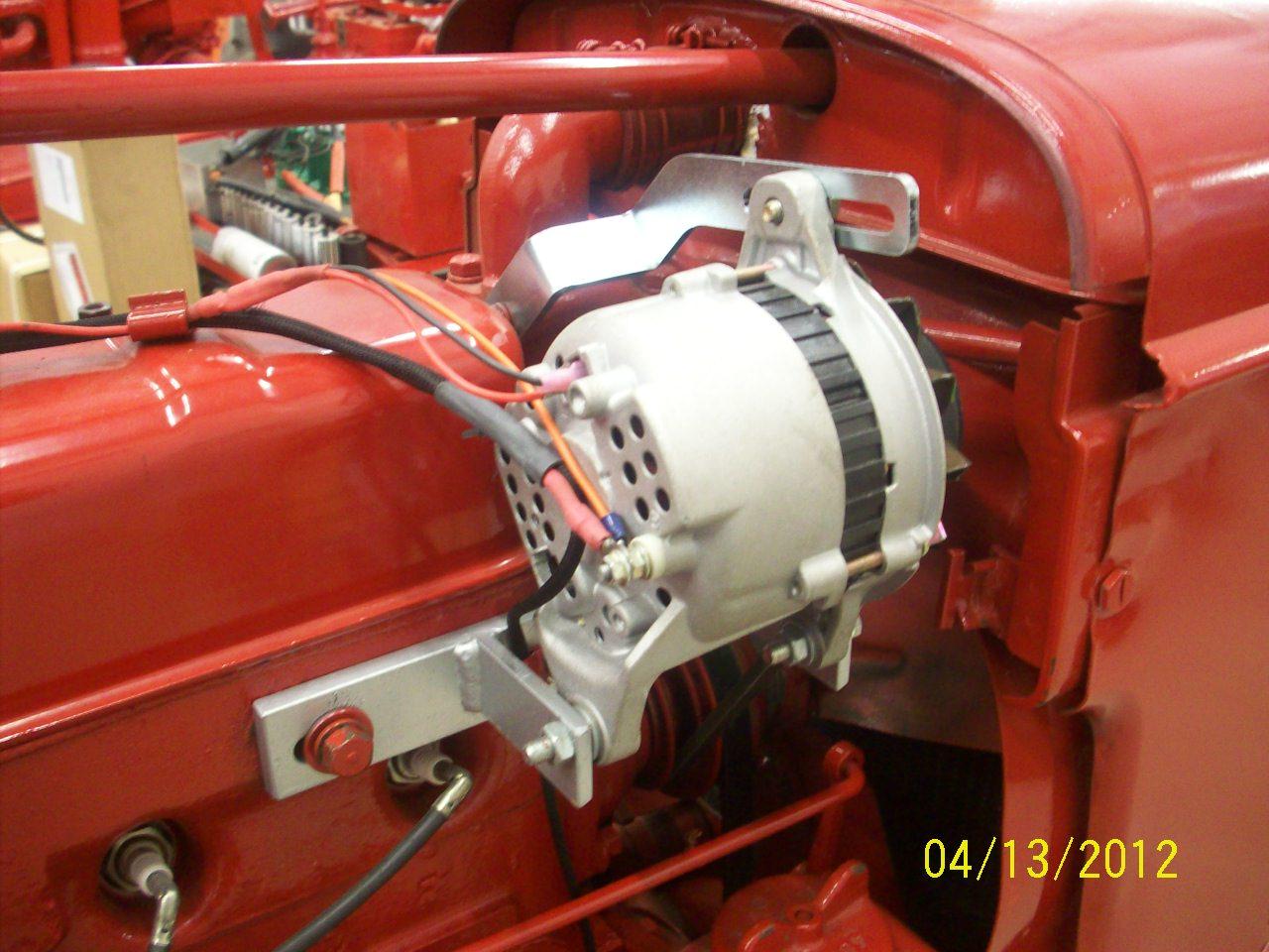 1948 farmall h wiring diagram bc 0036  farmall tractor wiring diagram also farmall 12 volt  farmall tractor wiring diagram also