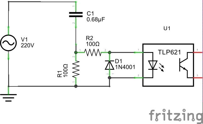 Strange Sensing Ac High Voltage To Microcontroller Electrical Engineering Wiring Cloud Timewinrebemohammedshrineorg