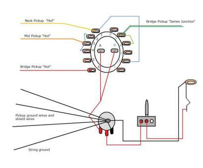 fz9713 way rotary switch wiring diagram on floor lamp