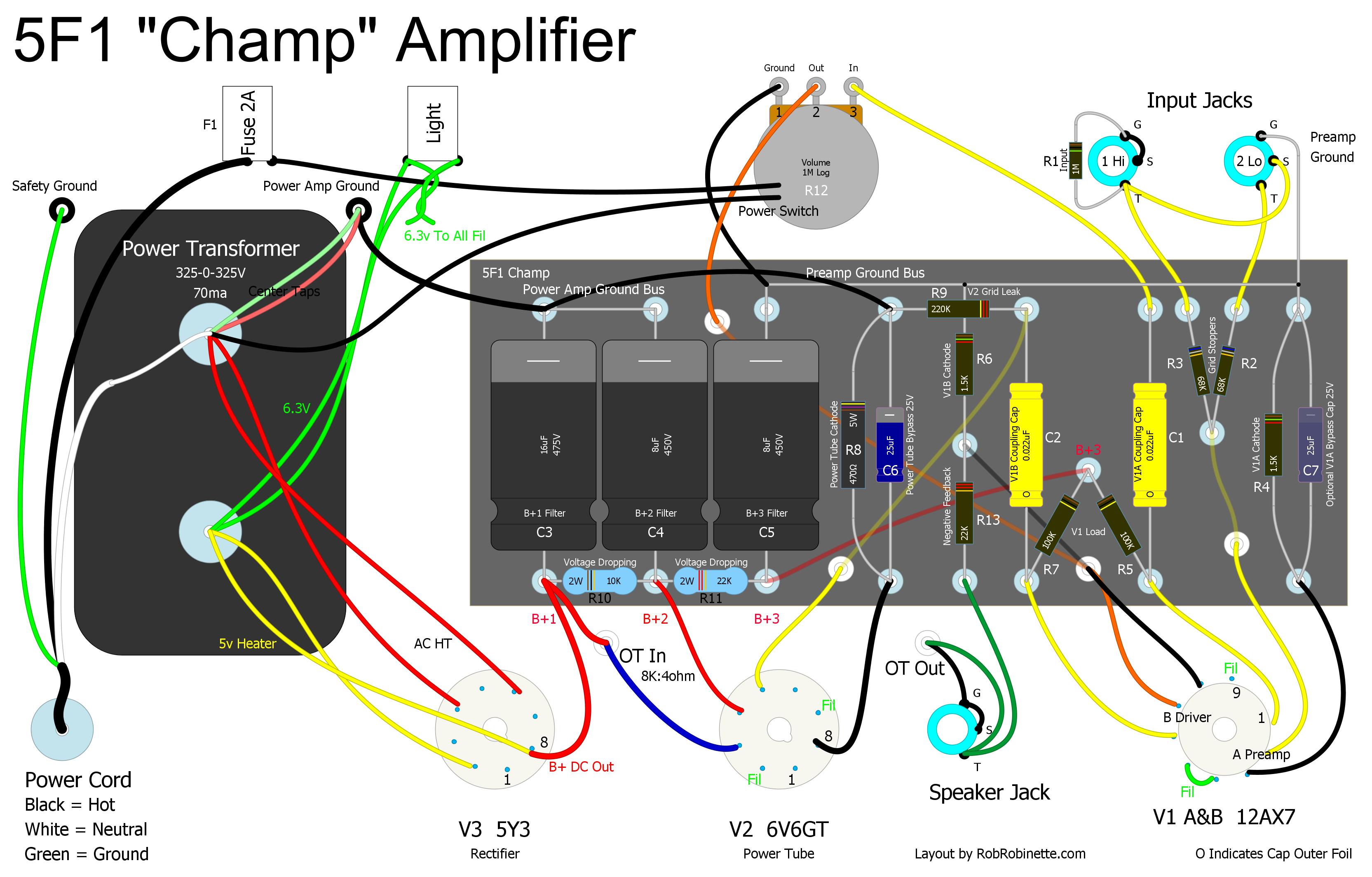 WH_9910] Guitar Amp Wiring Diagram Wiring DiagramPiot Leona Aeocy Sapebe Inama Mohammedshrine Librar Wiring 101