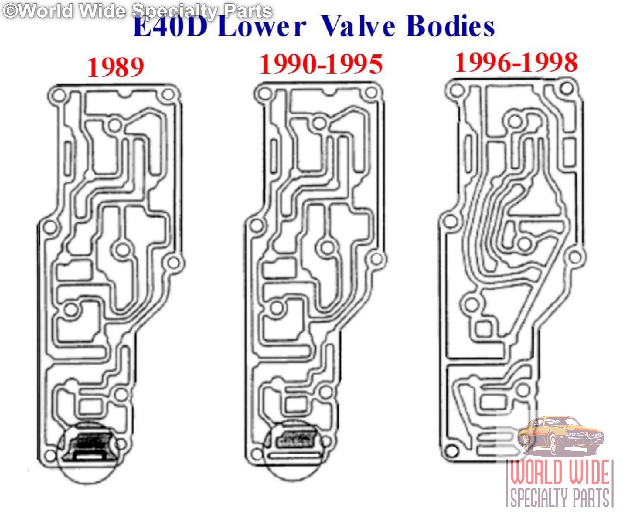 Ty 7788 E40d Parts Diagram Wiring Diagram