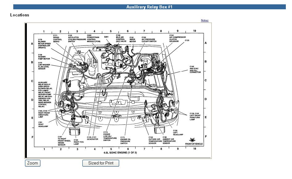 Eh 3648 2002 Ford Ranger Wiper Wiring Diagram Free Diagram