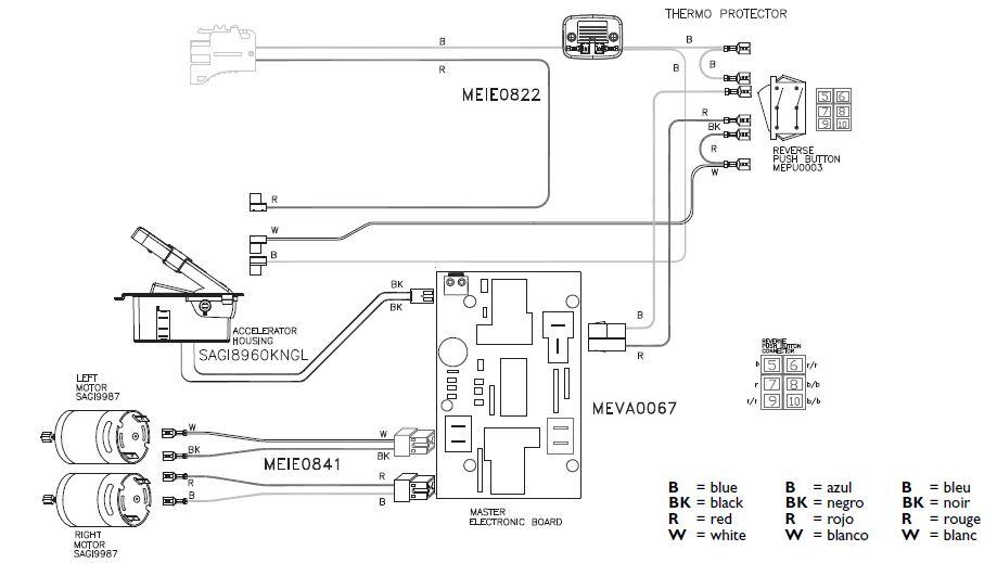 Gt 9545 2007 Polaris Sportsman 500 Wiring Diagram