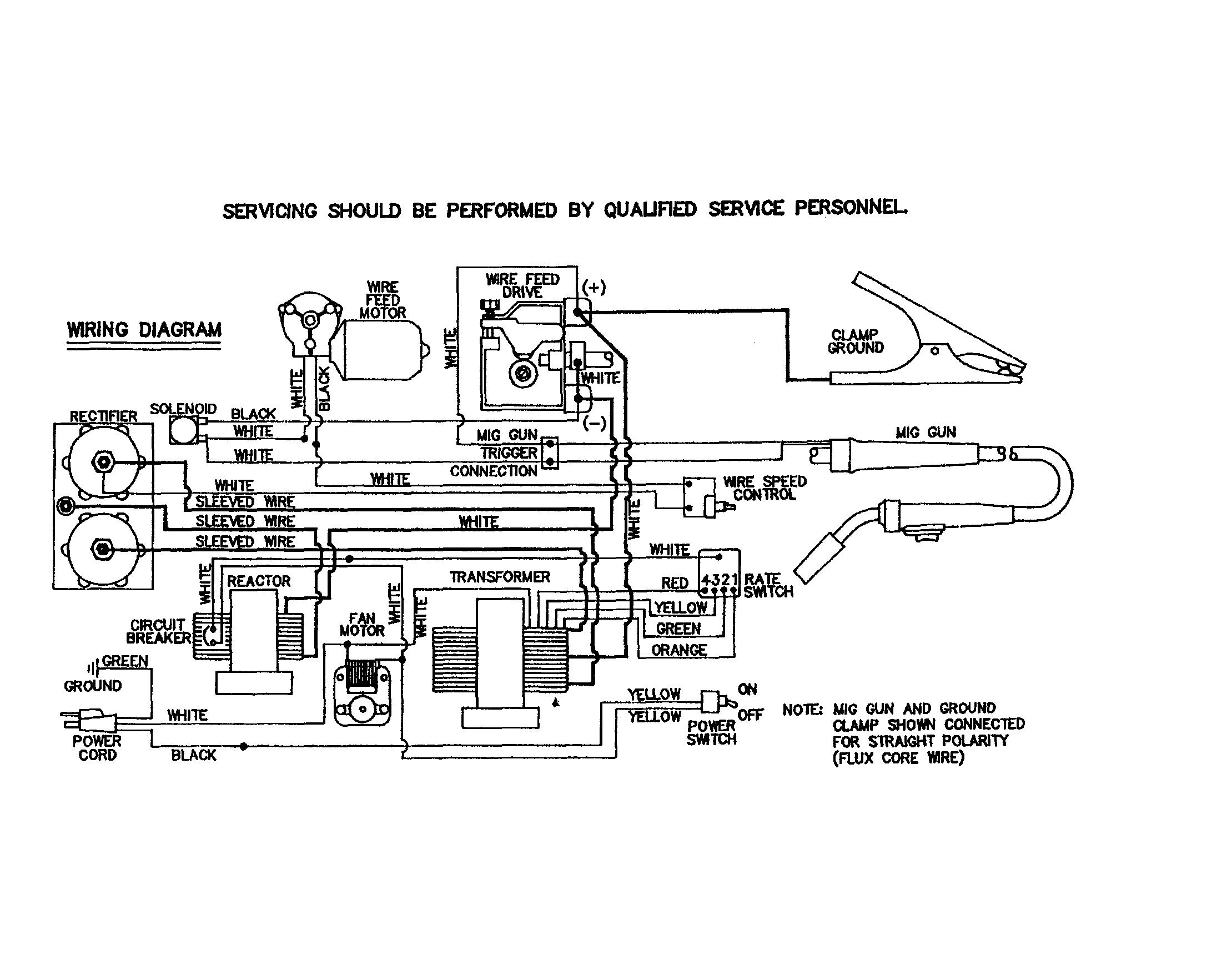 SA_6185] Chicago Electric Motor Wiring Diagram Wiring Diagram