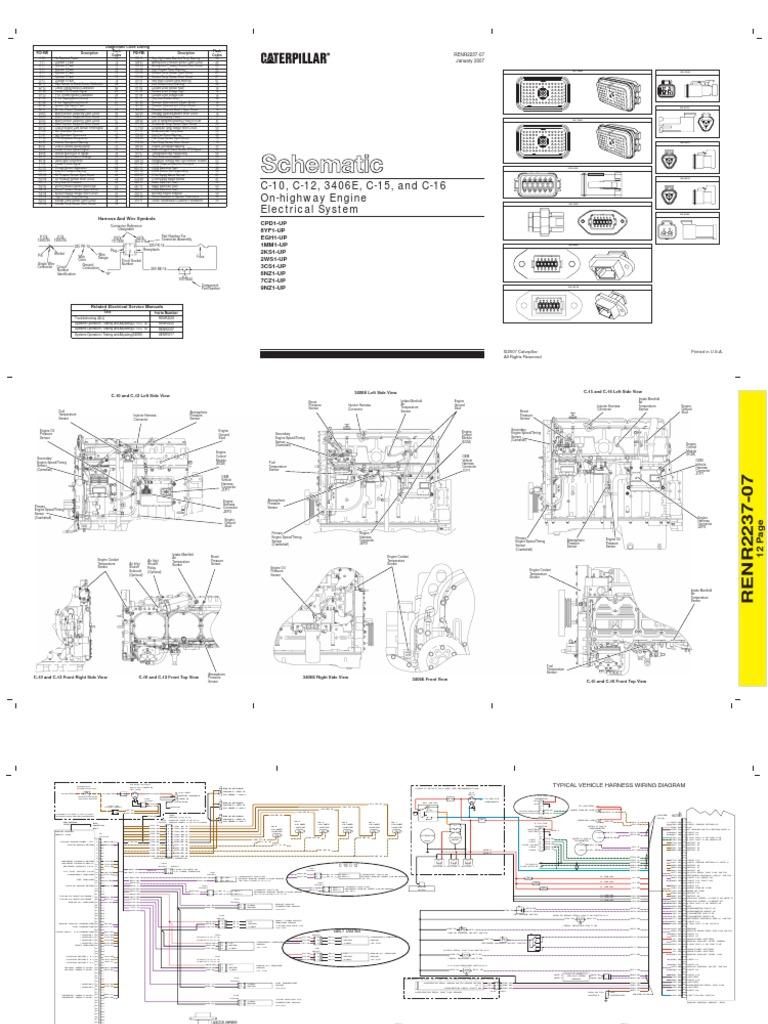 ZA_7474] Cat C12 Wiring Diagram Download DiagramWww Mohammedshrine Librar Wiring 101