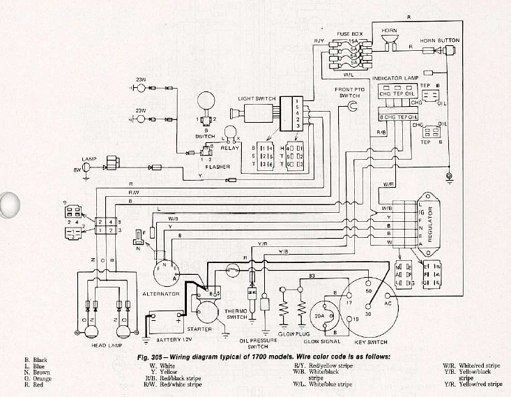 Ford 4600 Wiring Diagram - Schematic wiring diagramcamelotunchained.it
