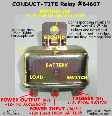 Nf 1340 3 Pin Horn Relay Diagram Wiring Schematic Schematic Wiring