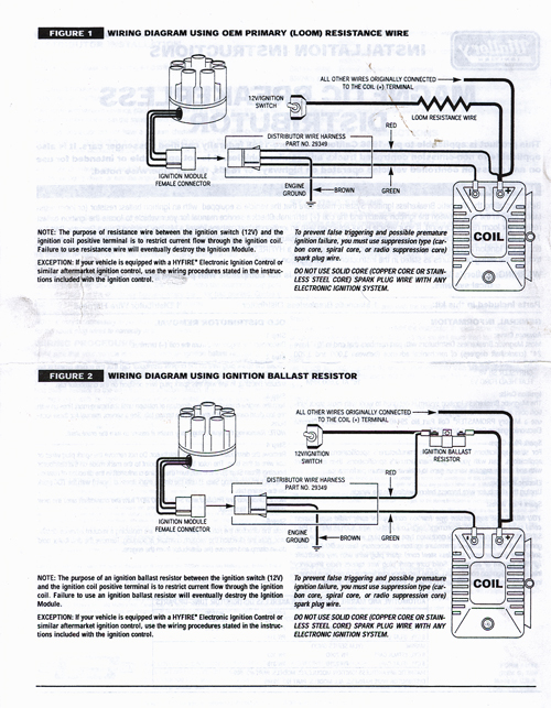 pertronix wiring diagram sbc vd 5191  98 prostar engine wiring for pertronixs distributor teamtalk  98 prostar engine wiring for pertronixs