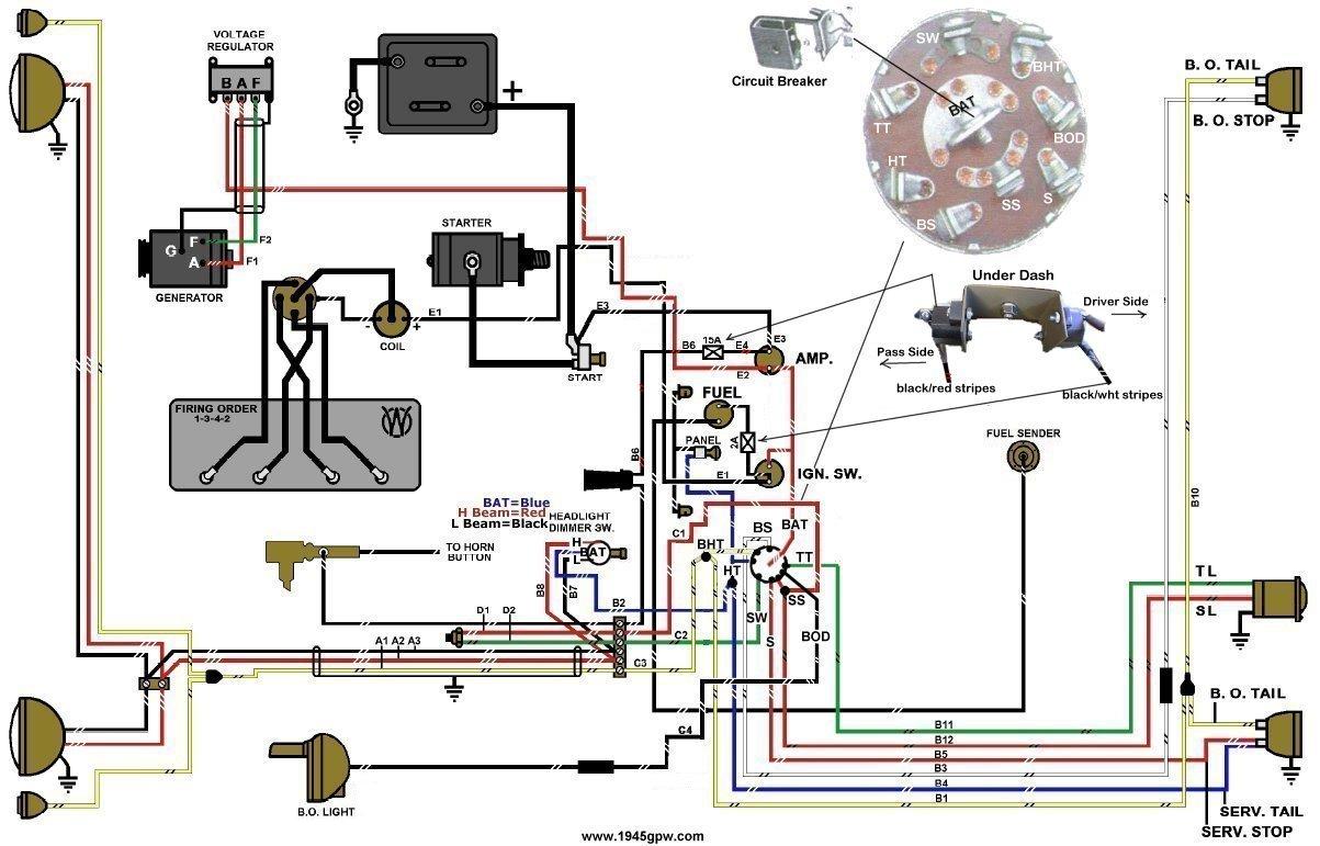 Miraculous Willys Cj3A Wiring Diagram Wiring Diagram A6 Wiring Cloud Licukaidewilluminateatxorg