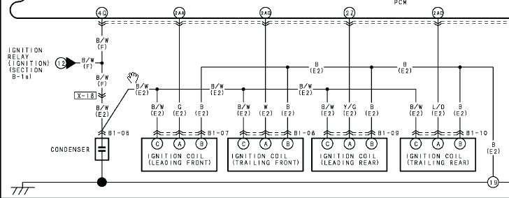 2004 Rx 8 Wiring Diagram