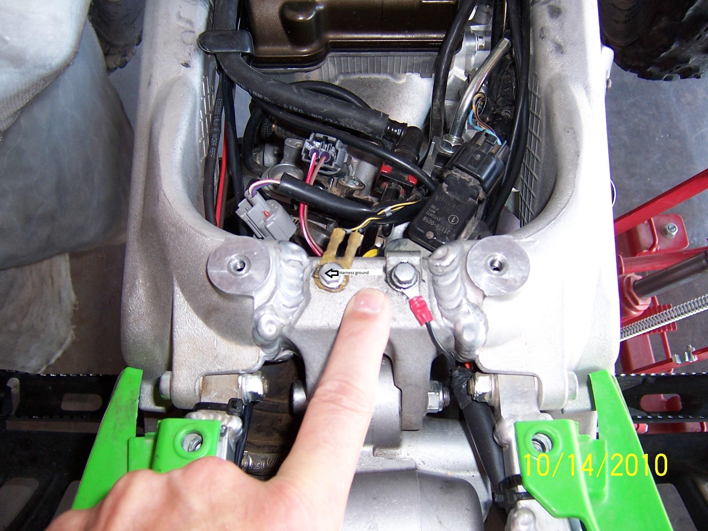Kfx 450r Wiring Diagram