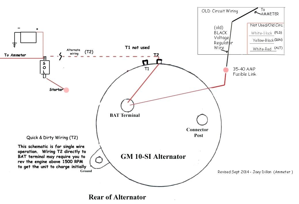 To 7859 Alternator Wiring Diagram Alternator Wiring Diagram Gm