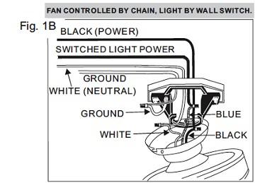 Harbor Breeze Fan Switch Wiring Diagram