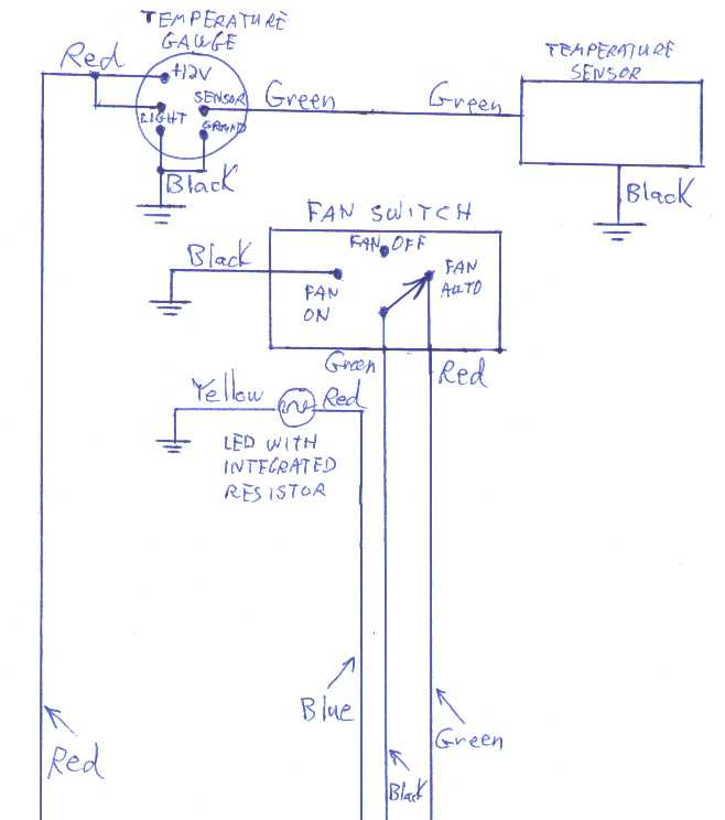auto meter temp gauge wiring diagram ov 0122  water gauge wiring wiring diagram  ov 0122  water gauge wiring wiring diagram