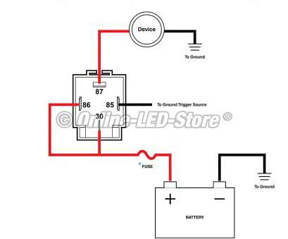 sr4930 bosch 12v relay wiring diagram free download image