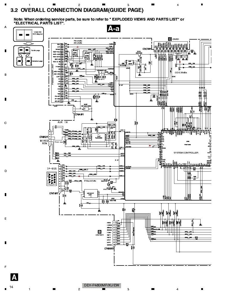 TF_0792] Pioneer Deh X65Bt Wiring Diagram Schematic WiringTaliz Urga Sapebe Mohammedshrine Librar Wiring 101