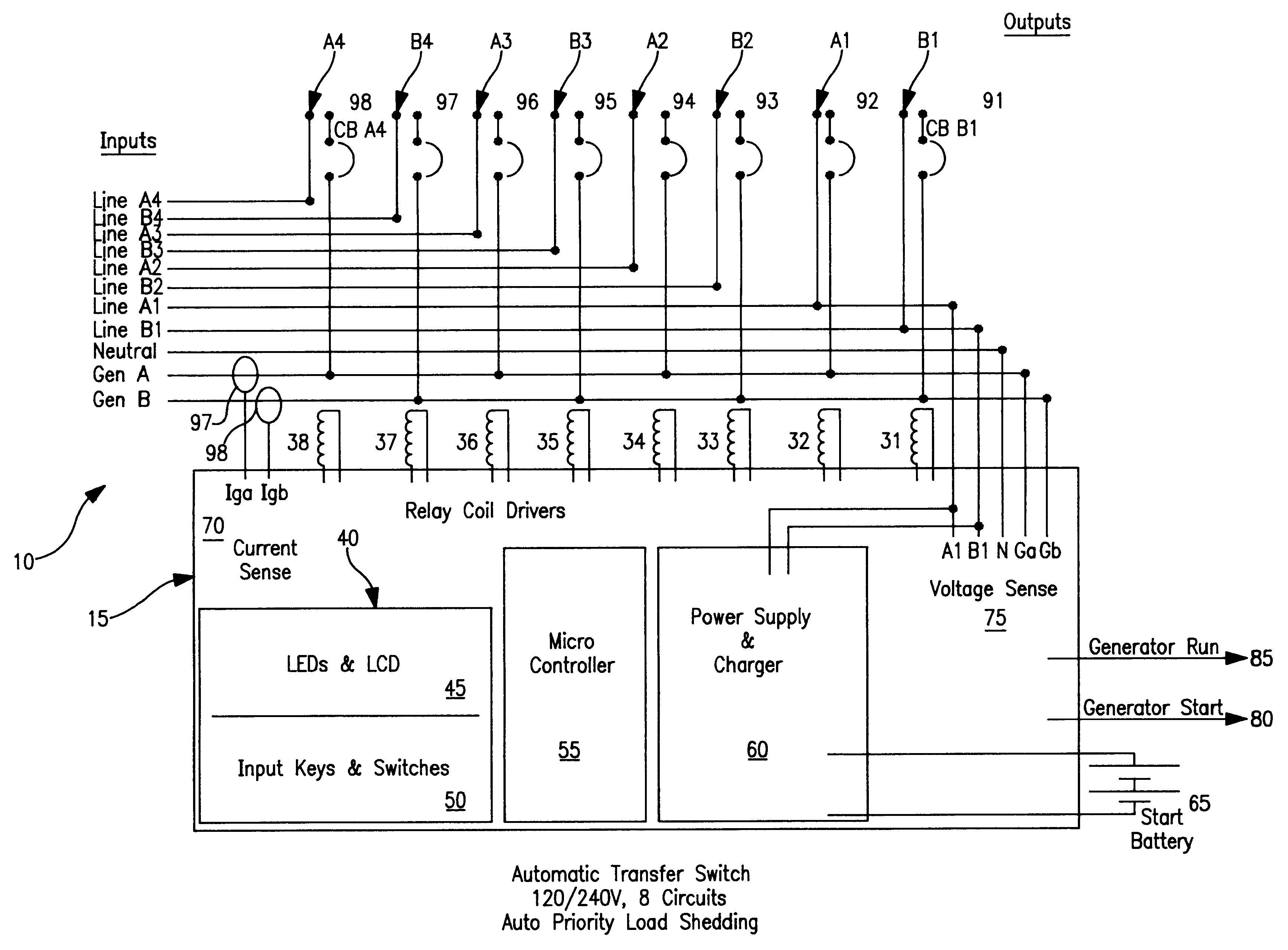 Fabulous Generac 200 Amp Transfer Switch Wiring Diagram Example Of Portable Wiring Cloud Onicaalyptbenolwigegmohammedshrineorg