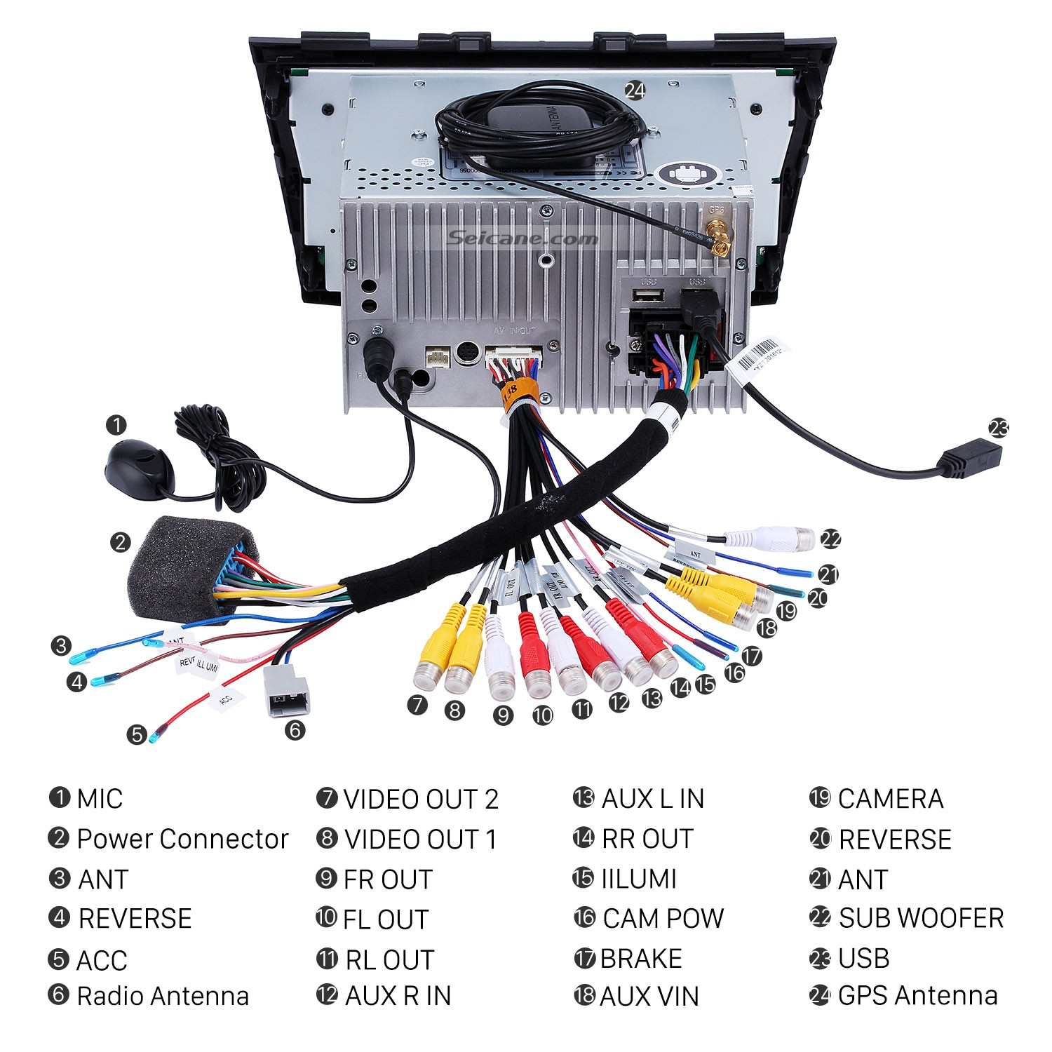Suzuki Swift 2010 Stereo Wiring Diagram - Wiring Diagram