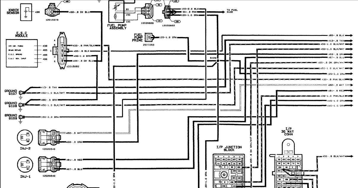 Chevy 5 7 Tbi Wiring Diagram