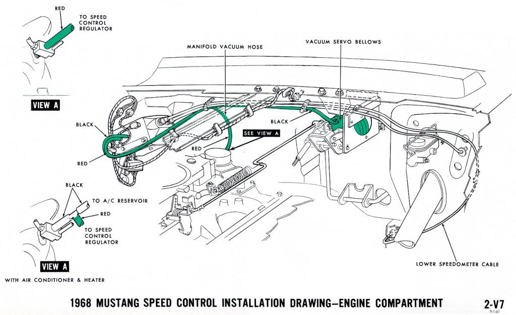 67 shelby wiring diagram kh 3014  mustang alternator wiring diagram 1968 mustang alternator  alternator wiring diagram 1968 mustang