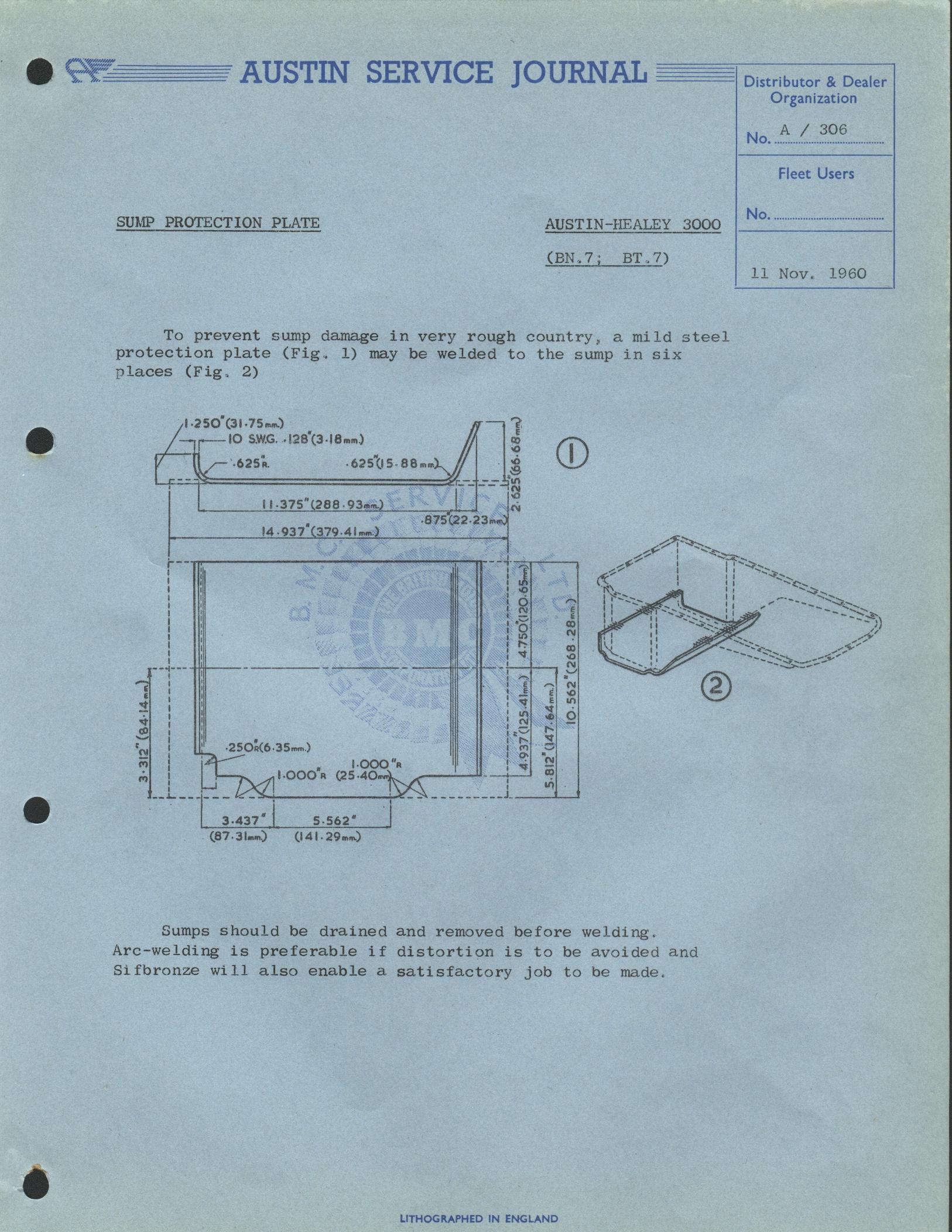Za 8663  Austin Healey Bn1 Wiring Diagram Schematic Wiring