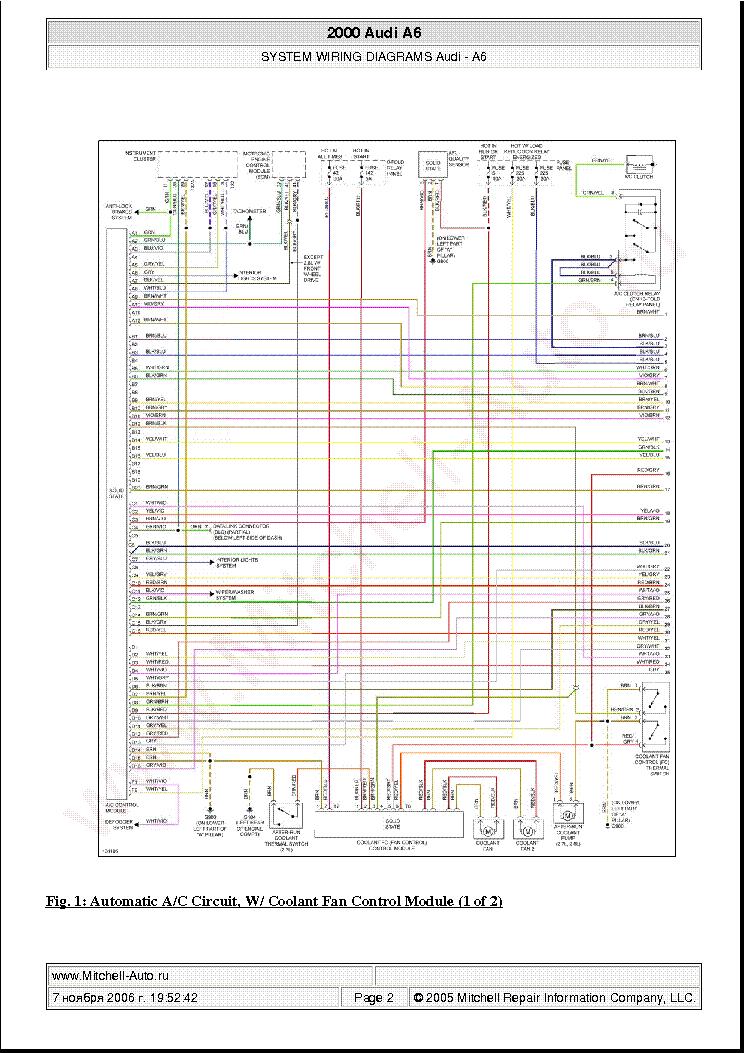 Audi Rs6 Wiring Diagram - Wiring Diagram For 04 Yamaha Blaster -  furnaces.yenpancane.jeanjaures37.fr | Audi A6 Wiring Diagram Throttle Control Module |  | Wiring Diagram Resource