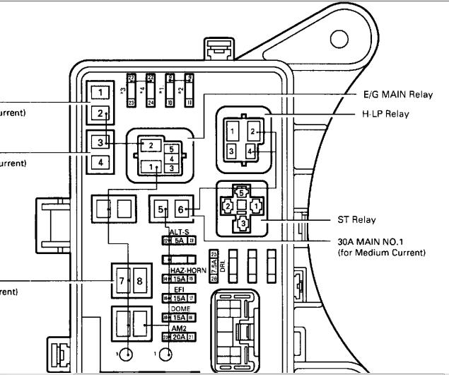 Toyota Rav4 2003 Wiring Diagram