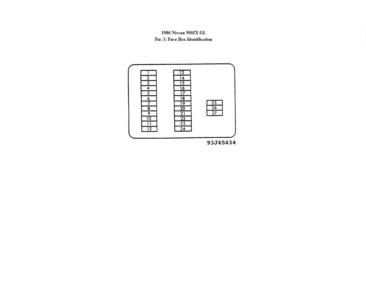 Fantastic 85 300Zx Fuse Box Wiring Diagram Wiring Cloud Histehirlexornumapkesianilluminateatxorg