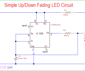 Incredible Up Down Fading Led Lights Circuit Diagram Archives Theorycircuit Wiring Cloud Mousmenurrecoveryedborg
