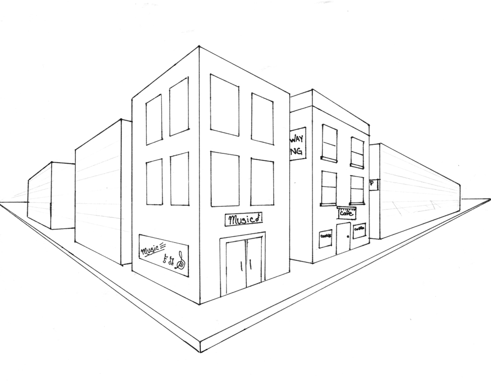 Peachy 2 Point Perspective House Drawing At Getdrawings Com Auto Wiring Cloud Domeilariaidewilluminateatxorg