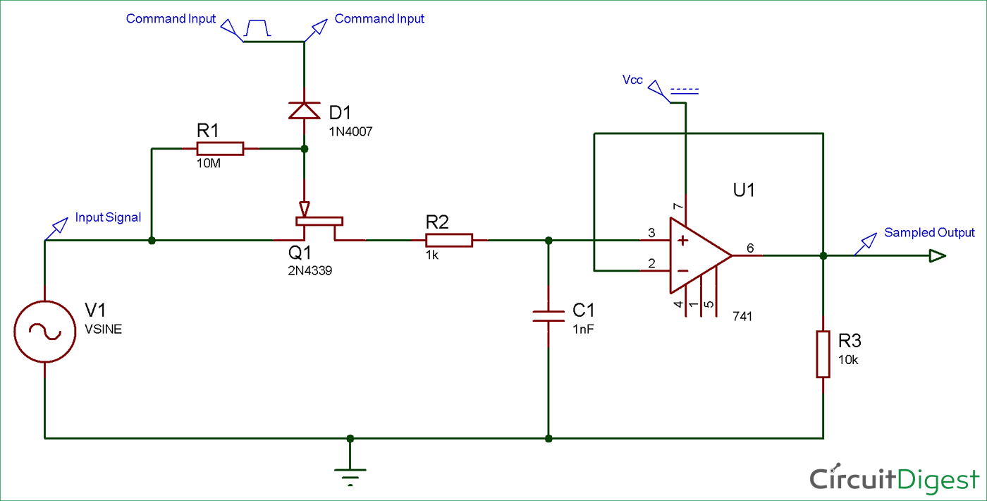 Prime Sample And Hold Circuit Diagram Wiring Cloud Intelaidewilluminateatxorg