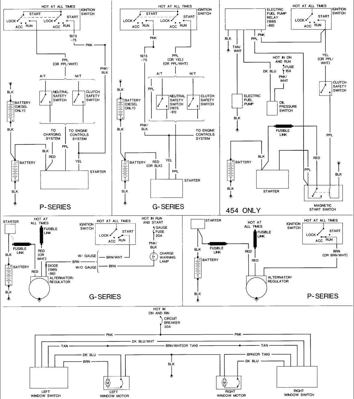 Super Chevy G30 Wiring Diagram General Wiring Diagram Data Wiring Cloud Onicaalyptbenolwigegmohammedshrineorg