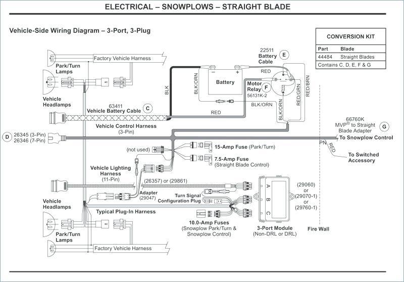 Fisher Plow Joystick Wiring Diagram