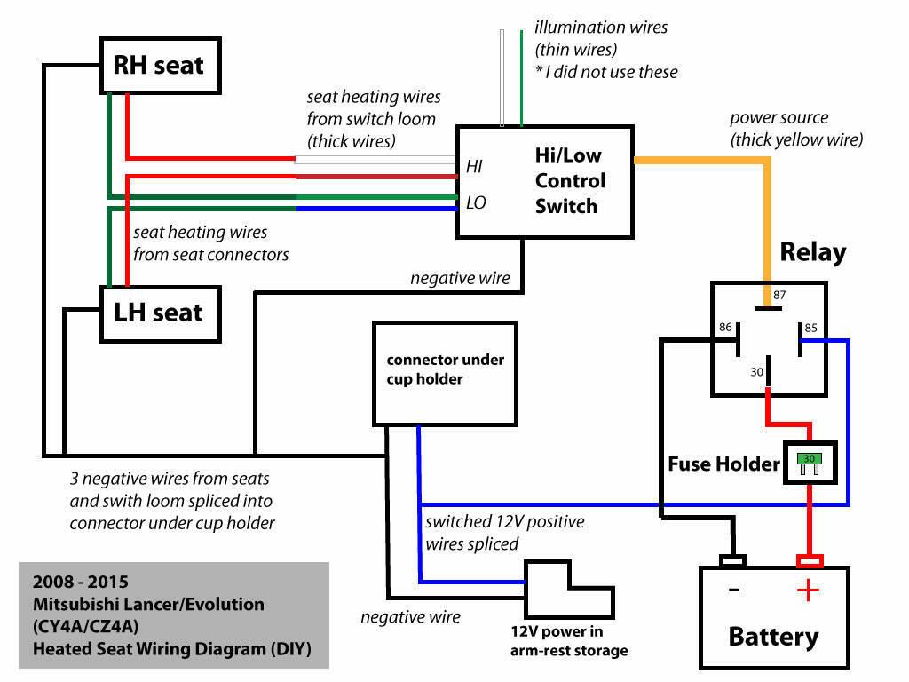 Jeep Cherokee Seat Wiring Diagram
