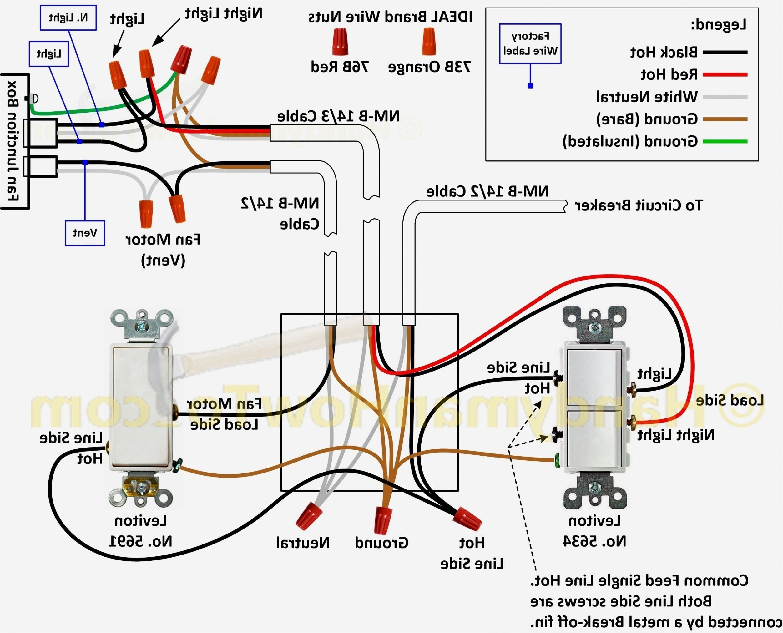 Harbor Breeze Wiring Diagram