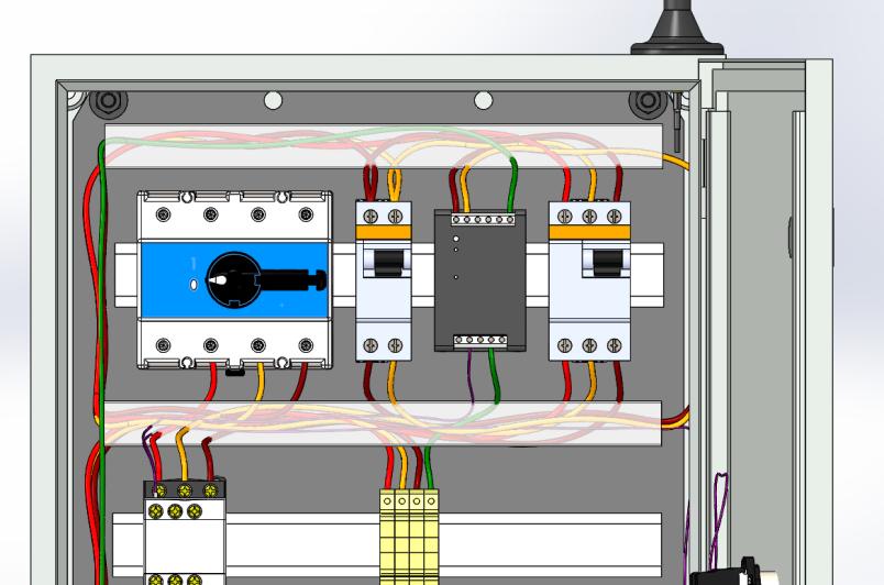 Mb 4384 Control Panel Wiring Design Software Schematic Wiring