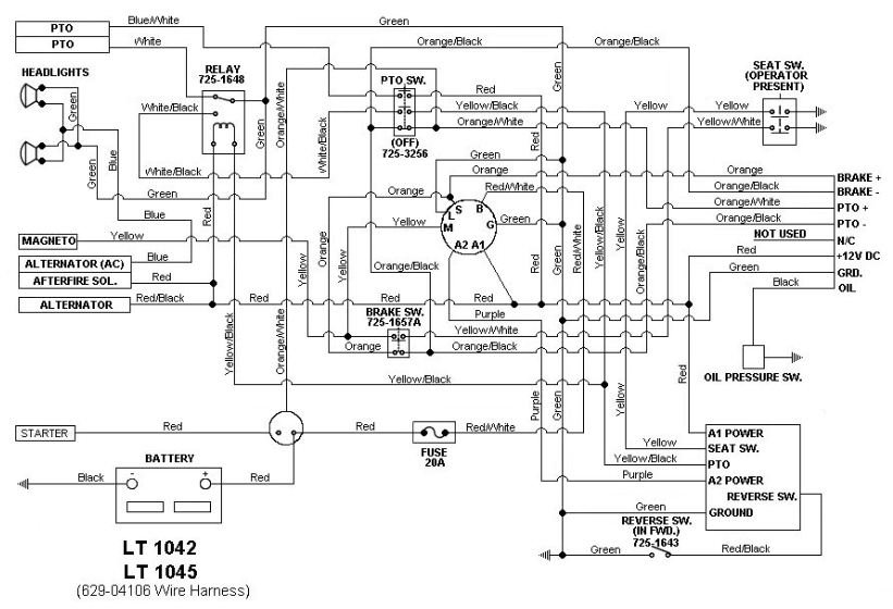 hg_0729] cub cadet model 1440 tractor wiring diagram share the knownledge  peted redne animo isra mohammedshrine librar wiring 101