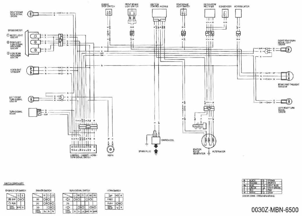 Swell Honda Xr650R Parts Service And Repair Honda Xr650R Wiring Wiring Cloud Hisonepsysticxongrecoveryedborg