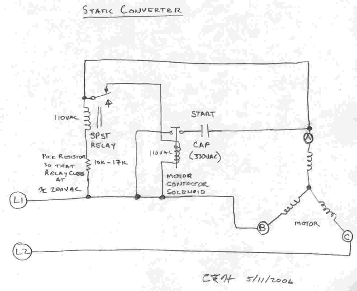 Lc 7790 Three Phase Static Converter On 3 Phase Circuit Breaker Wiring Download Diagram