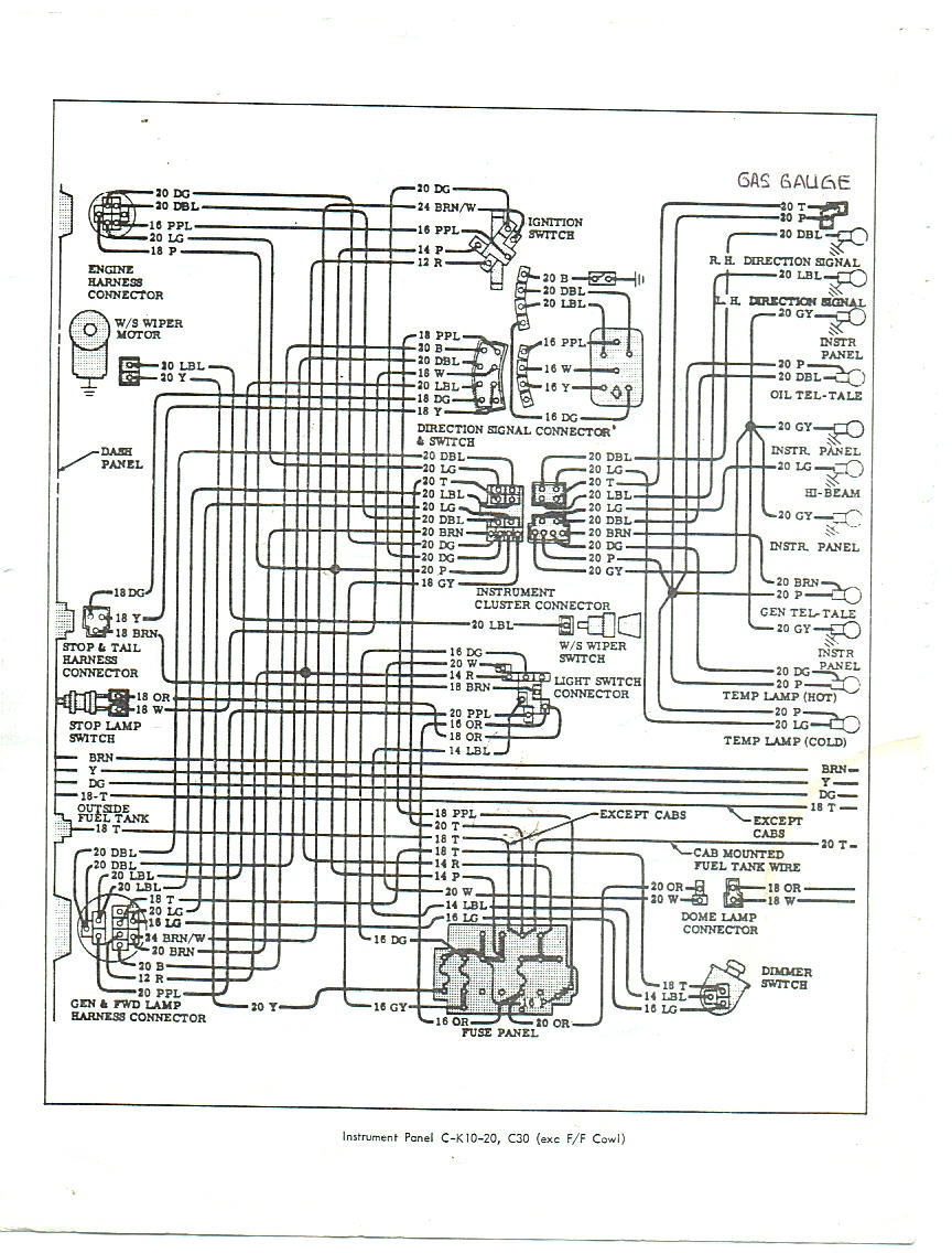 [TVPR_3874]  WH_5148] 1966 C10 Wiring Harness Free Diagram | 1966 Chevy Truck Wiring Schematic |  | Exmet Vesi Lectr Antus Mentra Mohammedshrine Librar Wiring 101