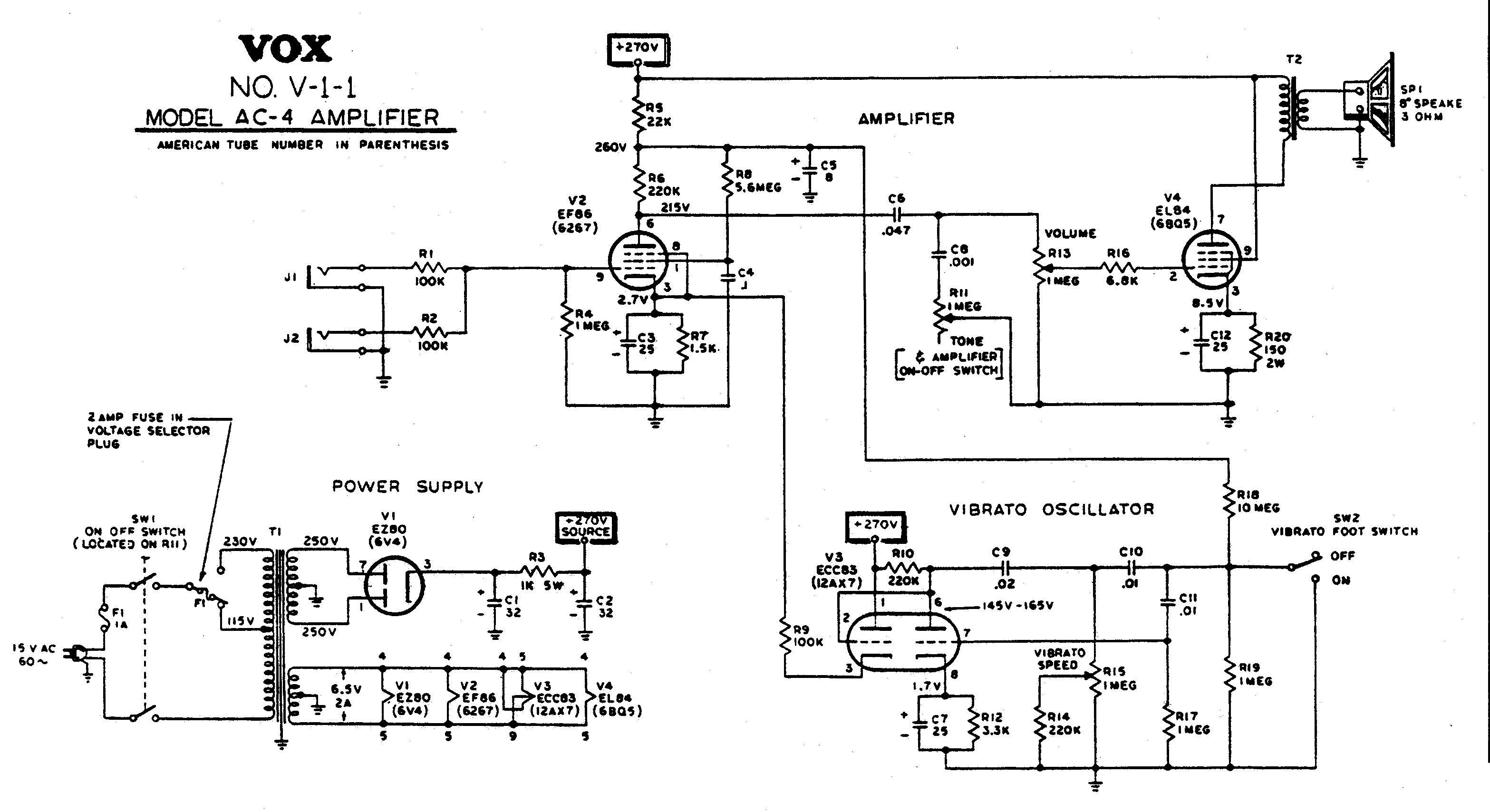VW_8731] Vox Amp Schematic Free Diagram | Vox Pickup Wiring Diagrams |  | Onom Tron Marki Tacle Aeocy Tran Boapu Mohammedshrine Librar Wiring 101