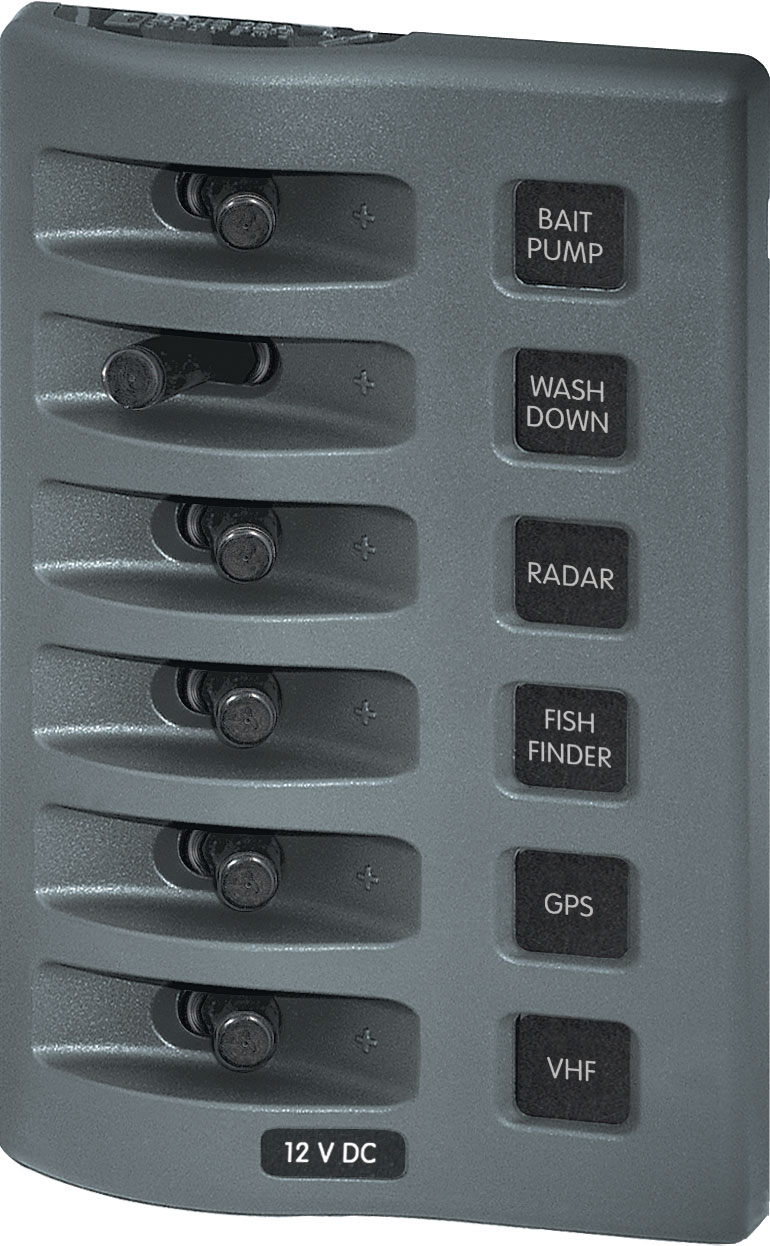 ON_6105] Marine Fuse Panel With Switches Free DiagramWww Mohammedshrine Librar Wiring 101