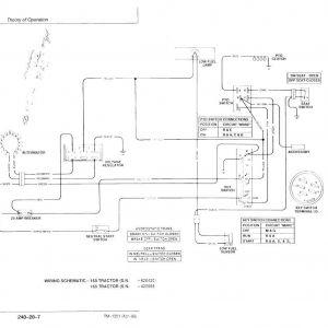 John Deere L110 Wiring Diagram Lighting