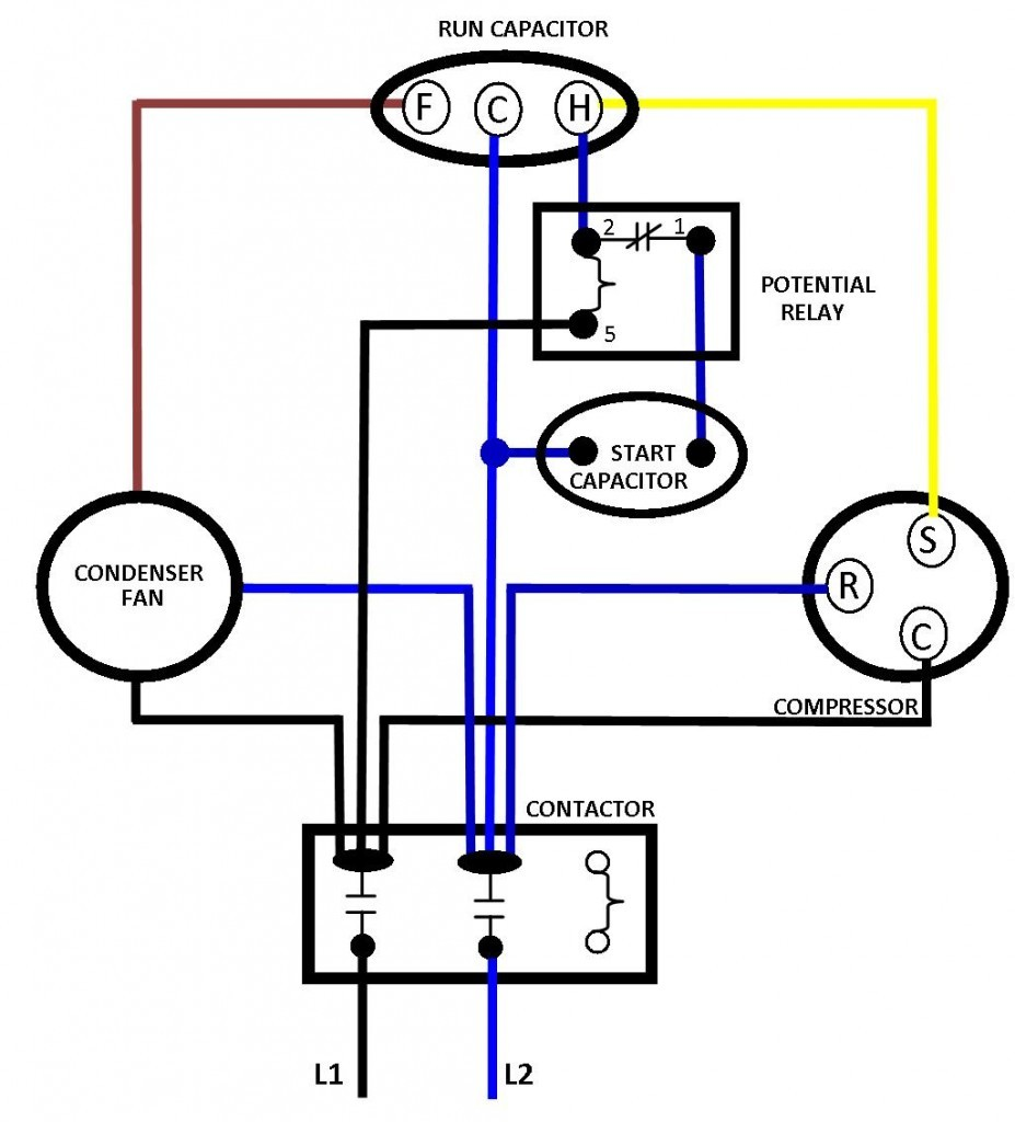 Potential Start Relay Wiring Diagram from static-cdn.imageservice.cloud
