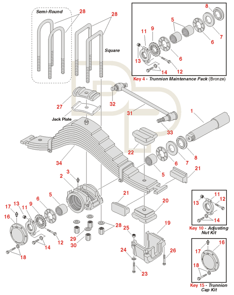Fy 9461  Truck Air Ride Suspension Diagram Free Diagram