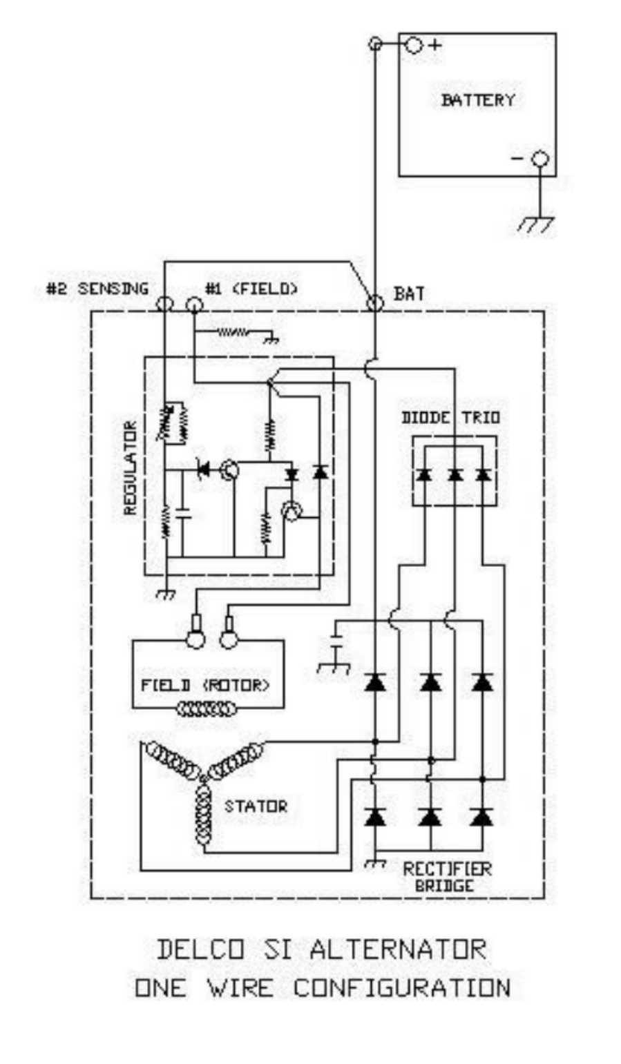 [CSDW_4250]   YW_7063] Acdelco Alternator Wiring Diagram Single Wire Schematic Wiring | Delco Regulator Wiring Schematic |  | Umize Penghe Isra Mohammedshrine Librar Wiring 101