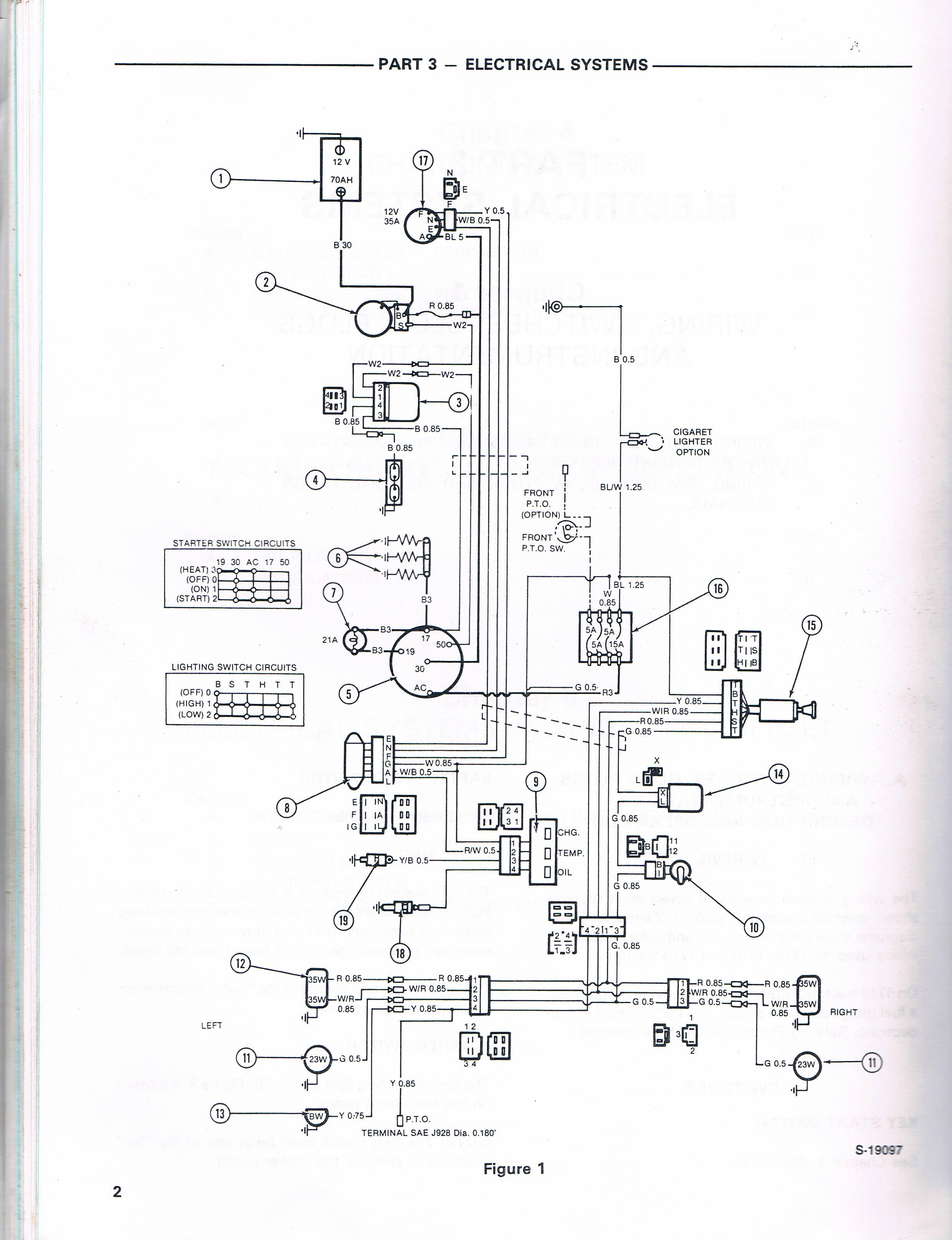 Wiring Diagram Ford 8340