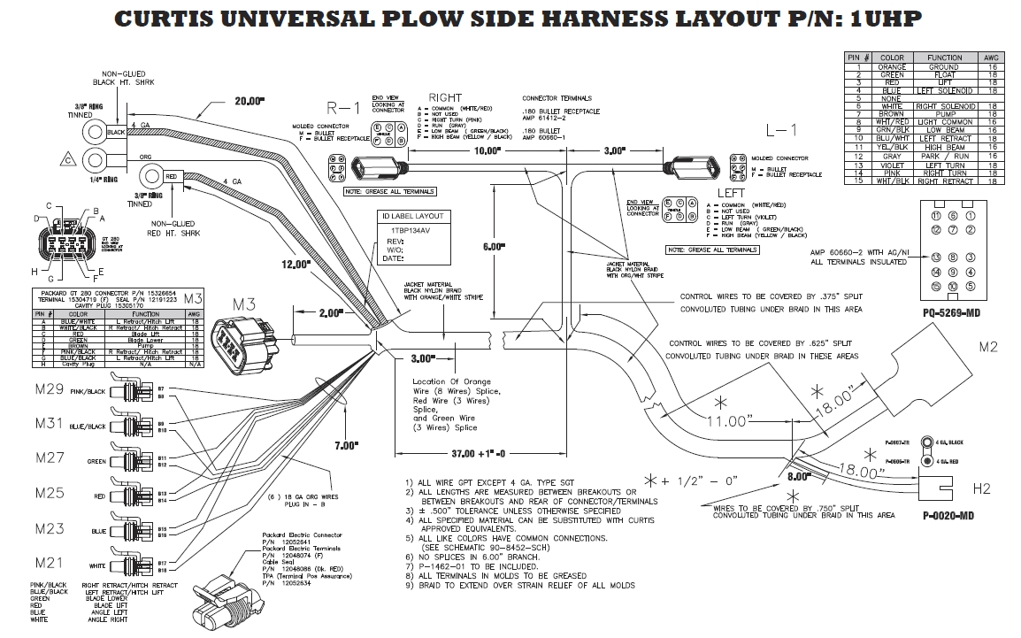 DIAGRAM] Meyer St 40 Snow Plow Wiring Diagram For FULL Version HD ...
